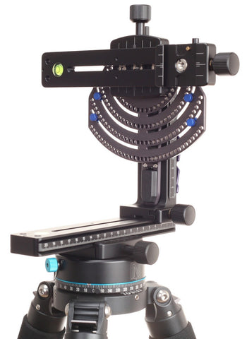 High Resolution Photography Panoramic Head - M2 Giga W/RD8-II (F9000)