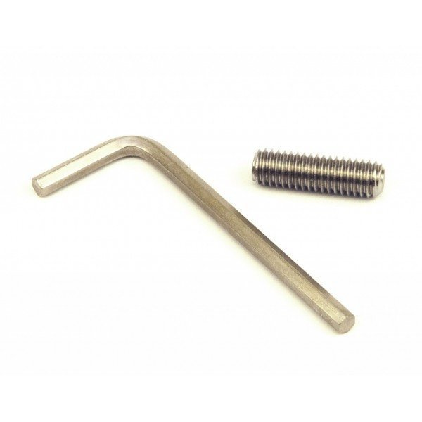 "Pole Accessory - Pole 3/8"" Screw"
