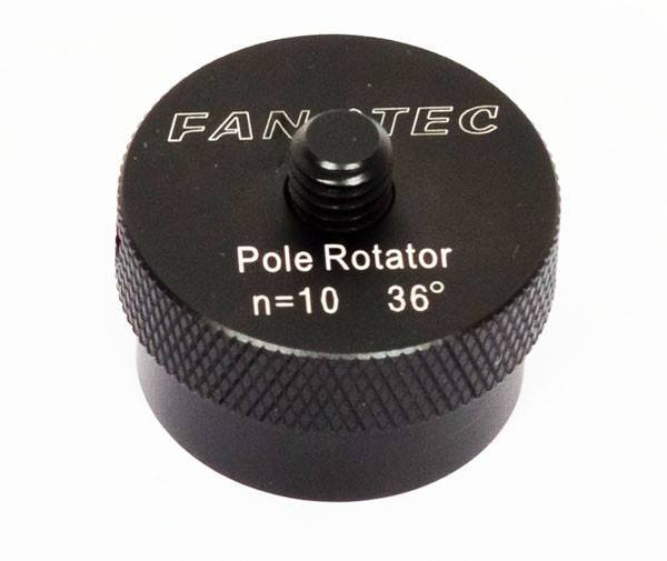 Pole Accessory - Pole Rotator 30 Degree Stops