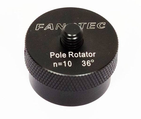 Pole Accessory - Pole Rotator 36 Degree Stops