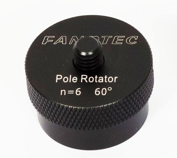 Pole Accessory - Pole Rotator 60 Degree Stops