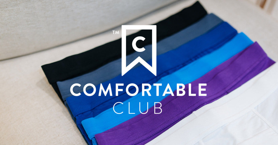 Comfortable Club awarded Google Trusted Stores badge