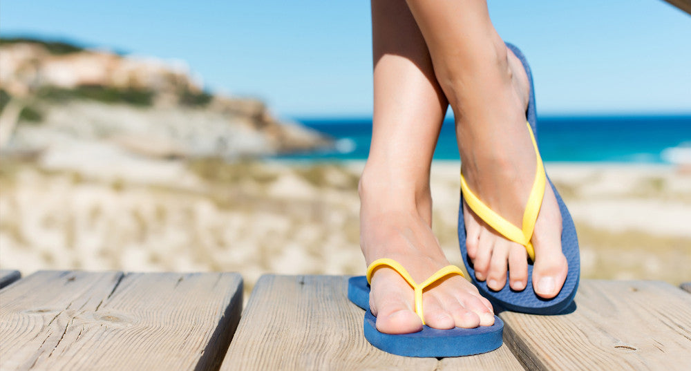 "Flip Flops, Crocs, and ""Barefoot"" Shoes: the Search for"