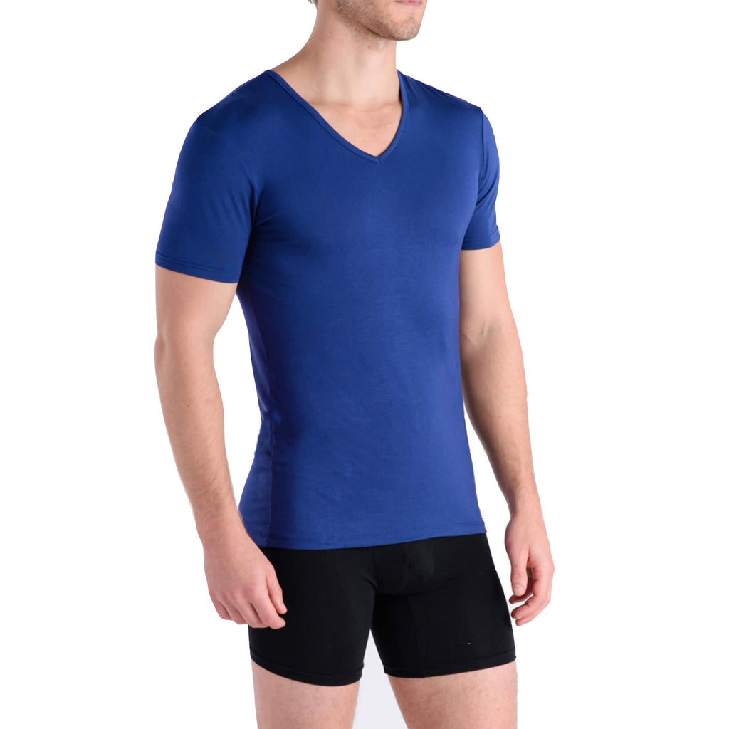 The Modal V-Neck Undershirt