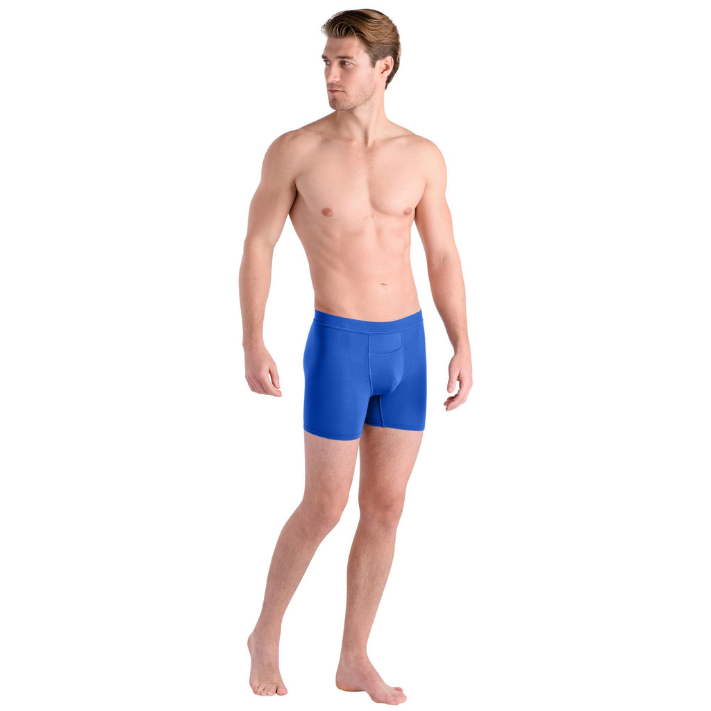 Boxer Briefs - Men's Bliss Modal Boxer Briefs With Fly