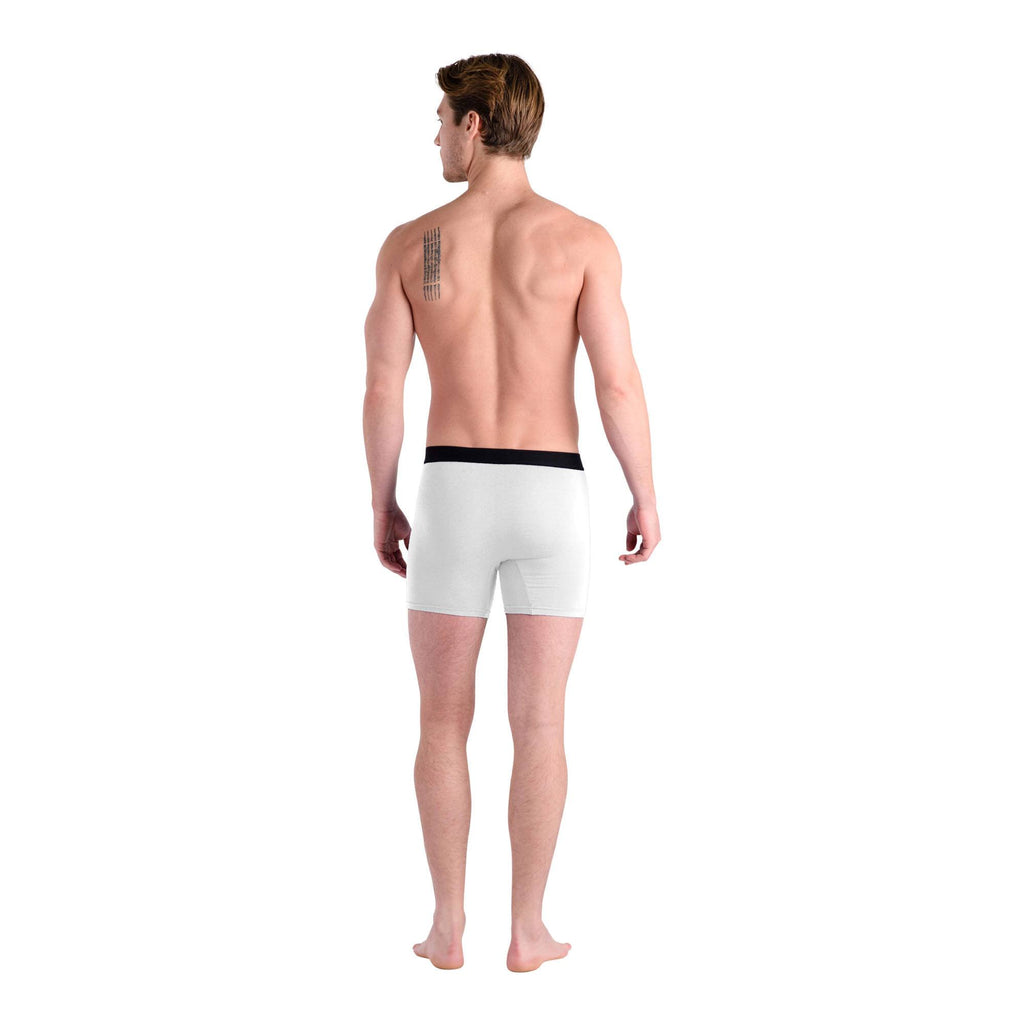Men's Comfort Modal Boxer Briefs Flyless - Comfortable Club - Best Boxer Briefs