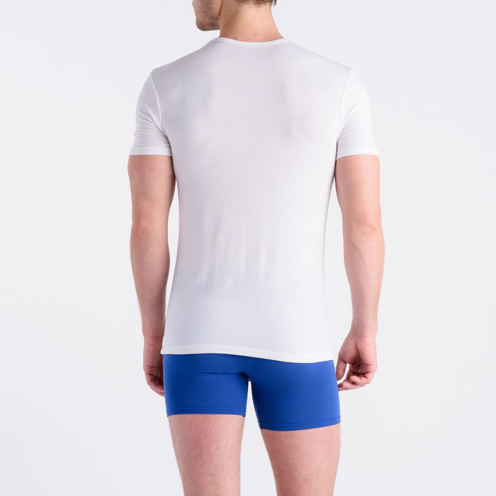The Modal Crew Neck Undershirt - Comfortable Club - Best Underwear