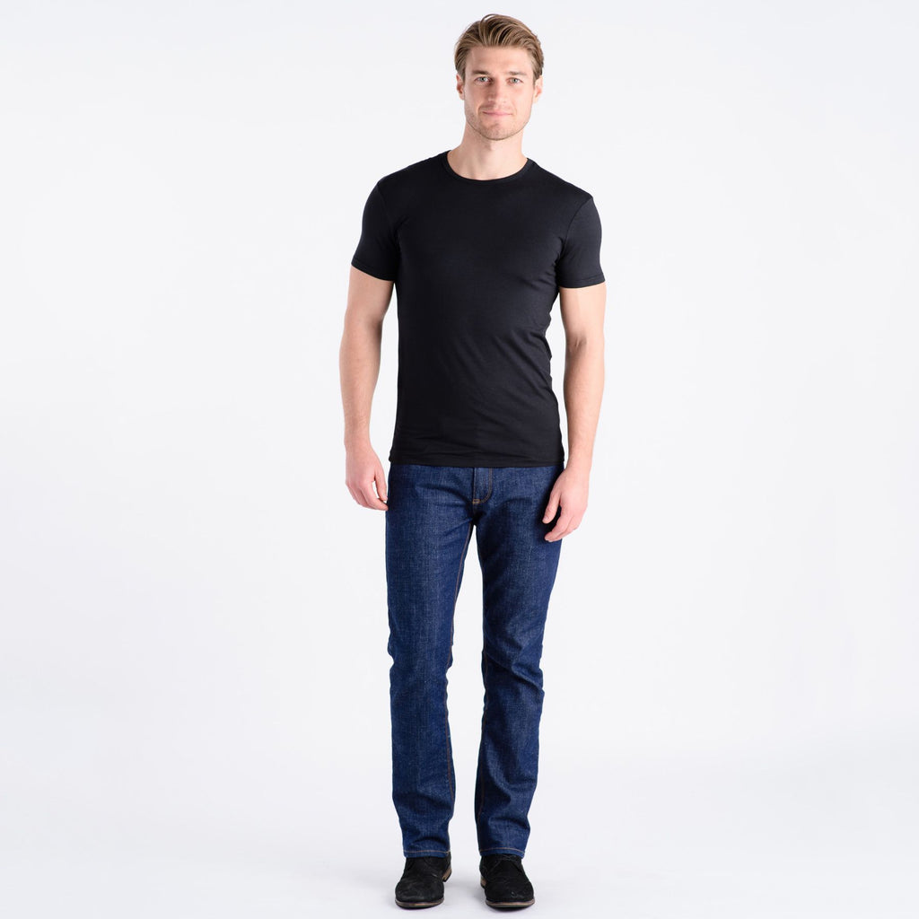 The Modal Crew Neck Undershirt - Comfortable Club - Best Boxer Briefs