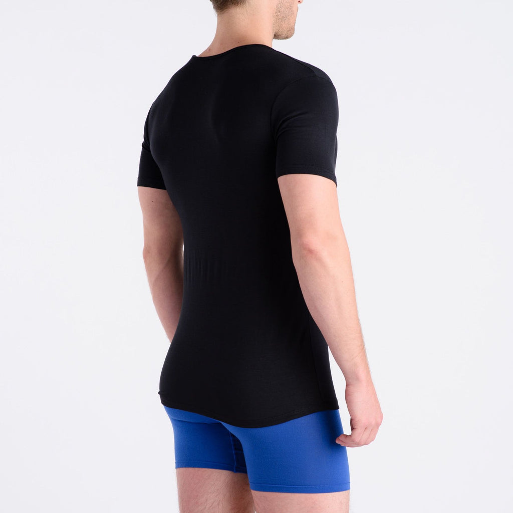 The Modal V-Neck Undershirt - Comfortable Club - Best Underwear