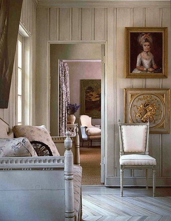 Gustavian Glory, French Style with Swedish Restraint