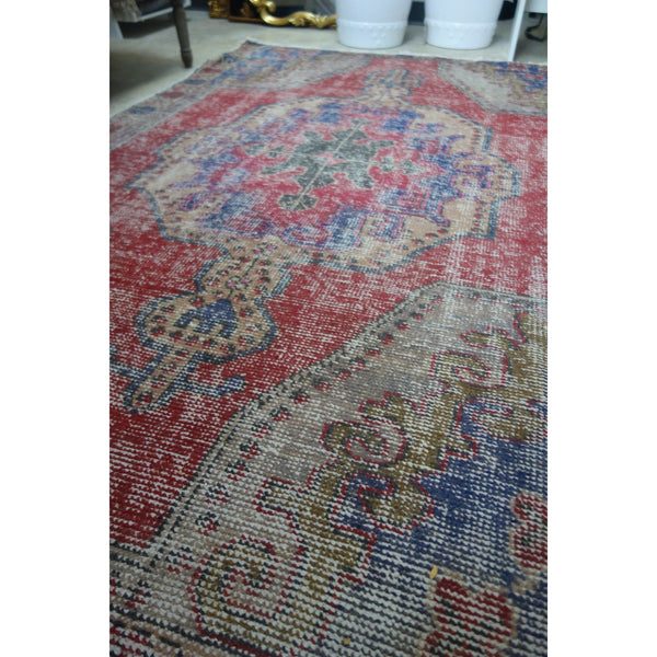 Vintage Turkish Rug - Boho I