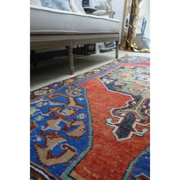 Vintage Turkish Rugs - Mediterranean