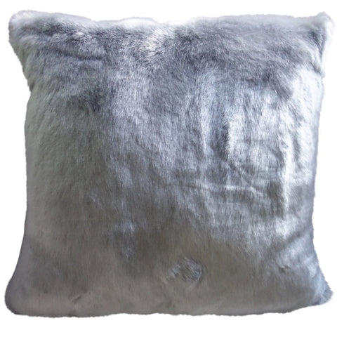 Faux Fur Pillow, Everest