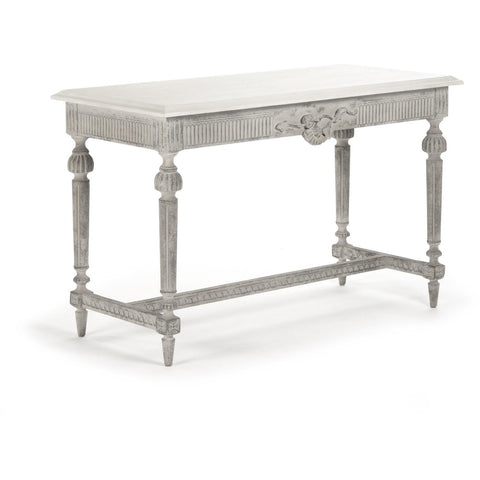 Furniture - Gustavian Console Table