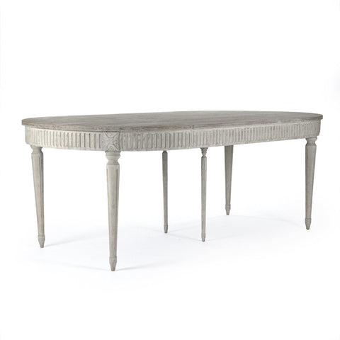 Furniture - Gustavian Dining Table