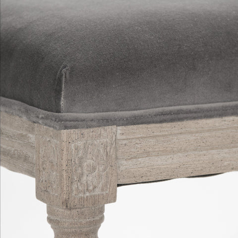 Furniture - Lille Bench, Velvet