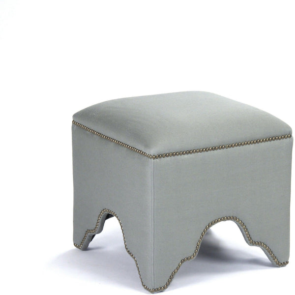 Furniture - Marrakech Stool, Indigo