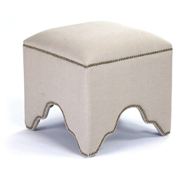 Furniture - Marrakech Stool, Natural