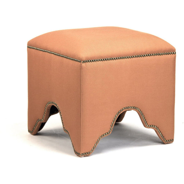 Furniture - Marrakech Stool, Rust