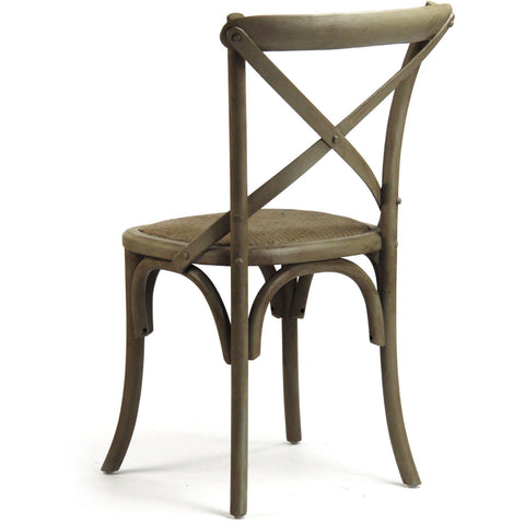 Furniture - Parisienne Cafe Chair, Raw Umber