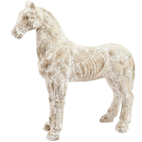 Objects & Accessories - Antique Horse Sculpture