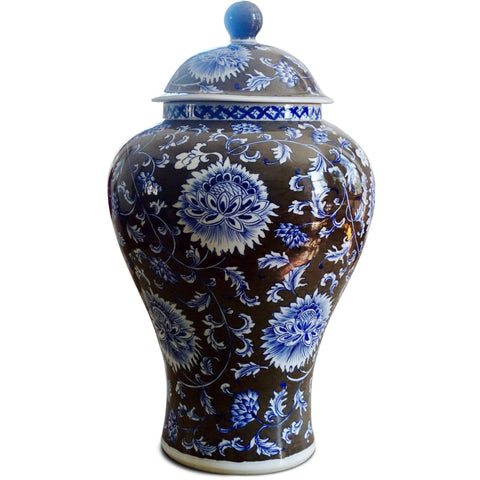 Objects & Accessories - Chinoiserie Ginger Jar