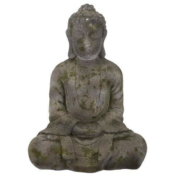 Objects & Accessories - Sitting Buddha Statue