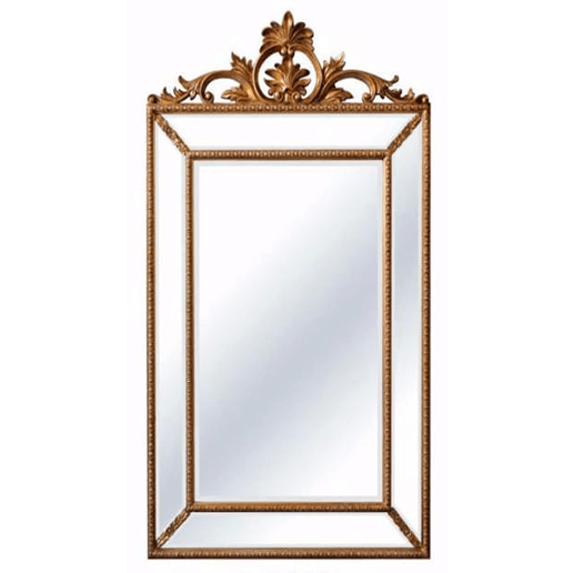 Objects & Accessories - Villecerf Mirror