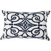 Soft Furnishings - Scroll Embroidered Pillow