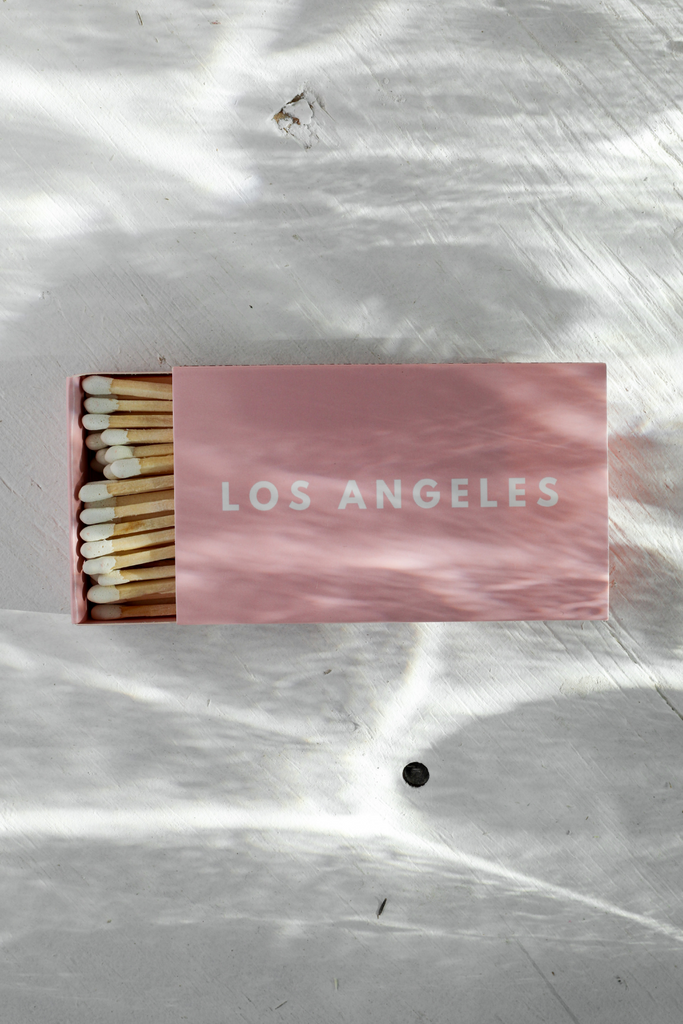 Luxe B Los Angeles Matchbox - LUXE B OFFICIAL