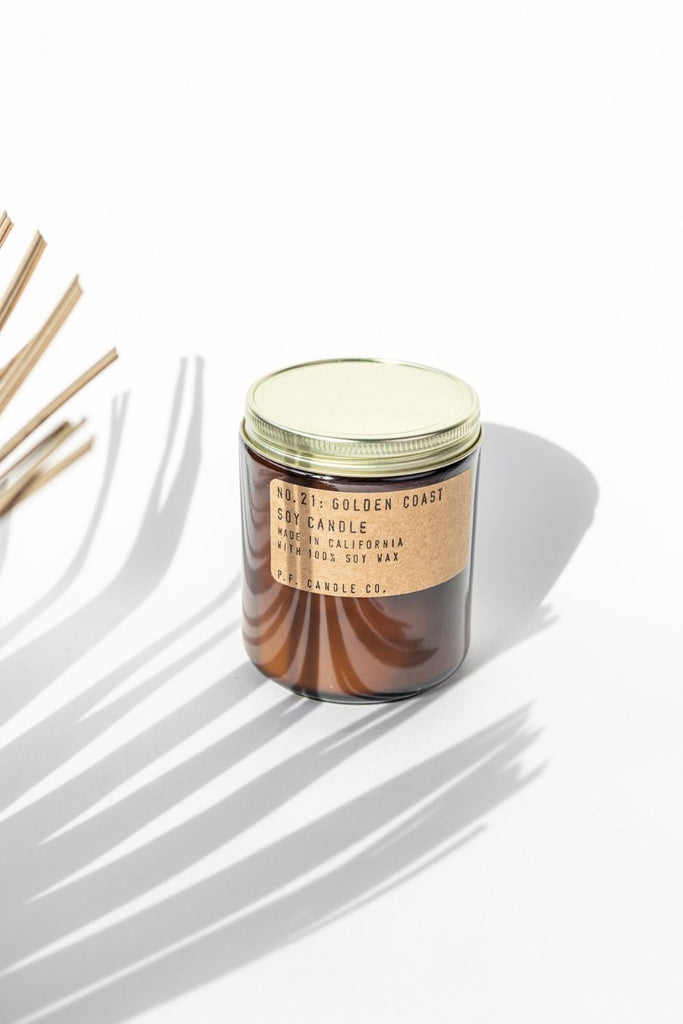 P.F Candle Co. Golden Coast - LUXE B PAMPAS GRASS