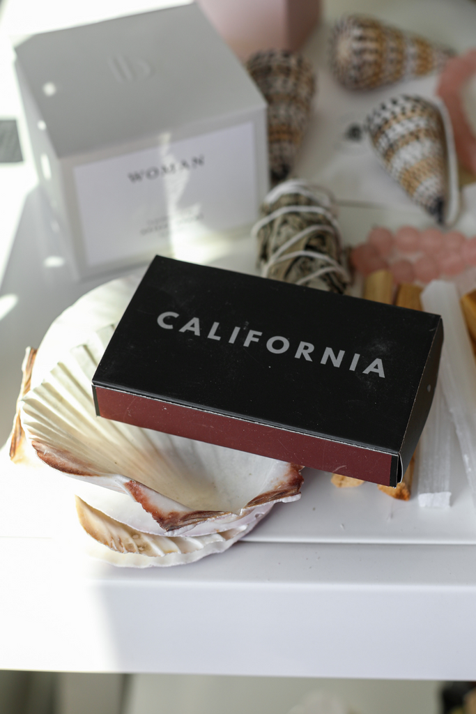 Luxe B California Matchbox
