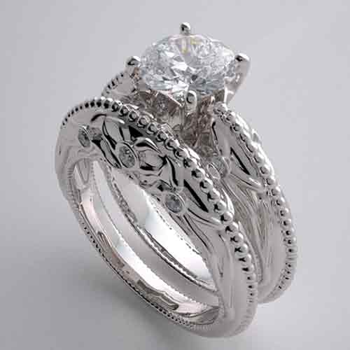 Engagement Ring Settings Sets