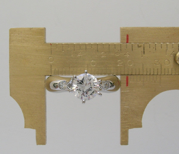 Ring Setting 4 Prongs