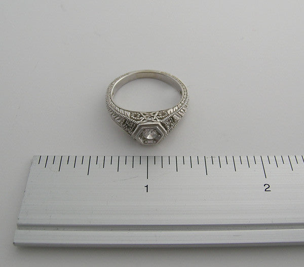 Antique Ring setting
