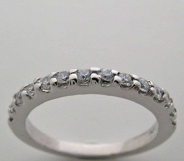 Anniversary Diamond Wedding Band Ring