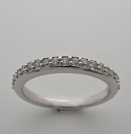 Gold Diamond Wedding Ring