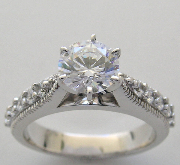 Engagement Diamond Ring Setting