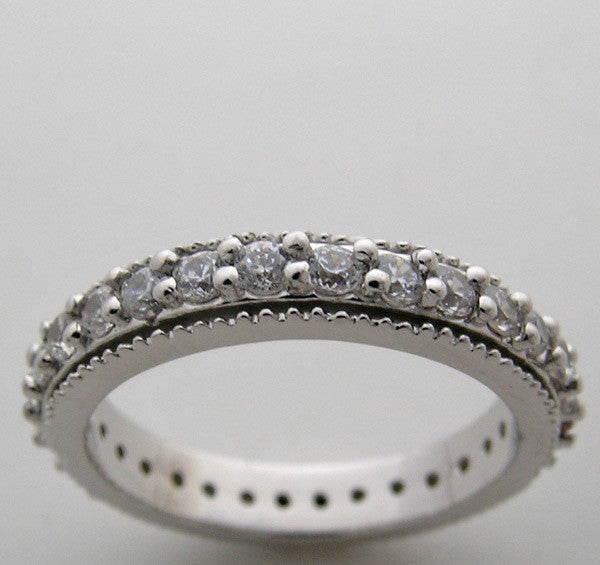 Diamond Bridal Wedding Ring
