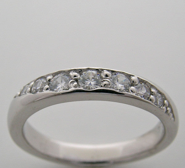 Matching Diamond Wedding Ring