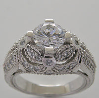 Diamond Ring Setting Set, or Remount