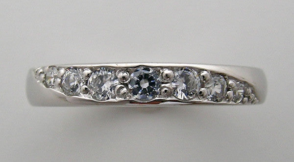 SPECIAL  DIAMOND WEDDING RING BAND