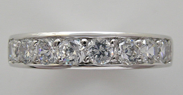 OUTSTANDING DIAMOND WEDDING RING