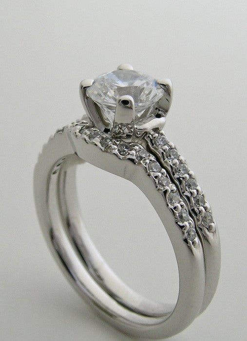 Wedding Ring Setting Set