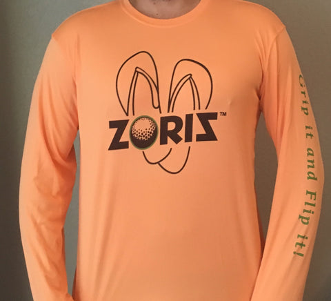 05c7fbb24d279 Men s ZORIZ FLIP FLOP Performance Long Sleeve Shirt by VAPOR