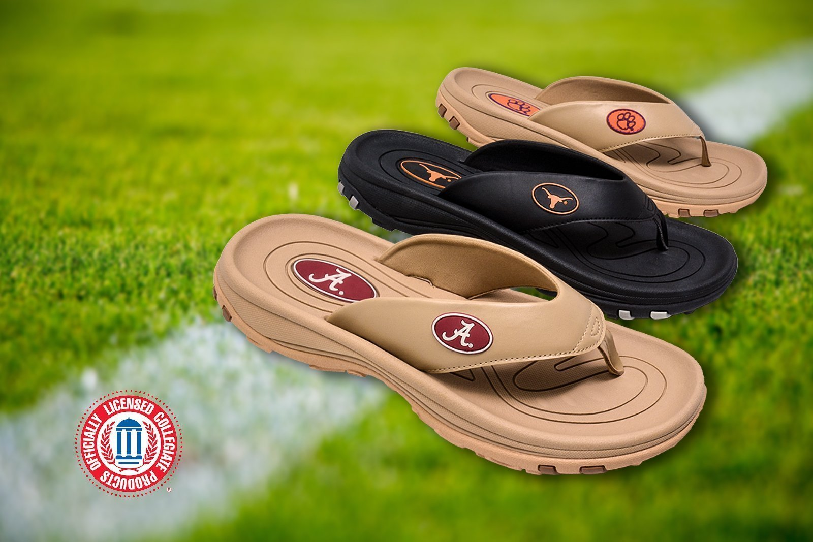 Zoriz College Golf Sandals