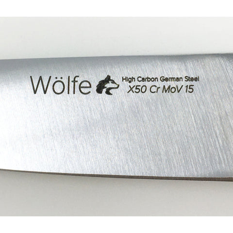 Wolfe Paring Knife 3.5""