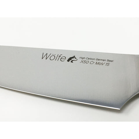 Wolfe Chef Knife 6""
