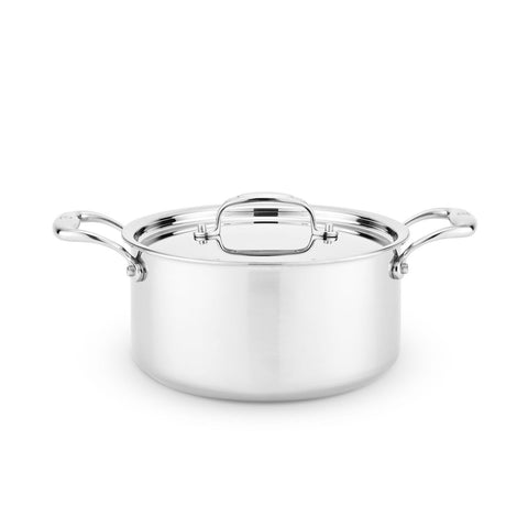 4 Quart Sauce Pot with Lid