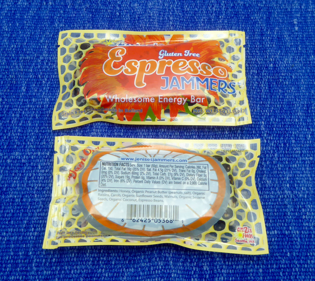 Espresso Jammers Box of 12  SOLD OUT